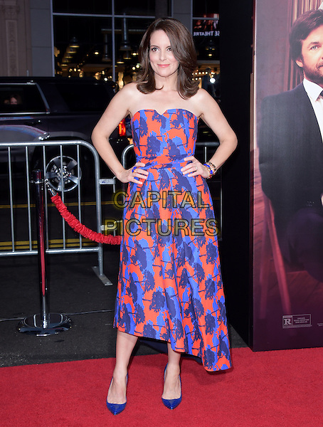 Tina Fey<br />  attends The Warner Bros Pictures L.A. Premiere of This is where I leave you held at The TCL Chinese Theatre in Hollywood, California on September 15th, 2014                                                                                <br /> CAP/DVS<br /> &copy;DVS/Capital Pictures