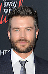 Charlie Weber attending the screening of How To Get Away With Murder ATAS Event held at Sunset Gower Studios Los Angeles CA. May 28, 2015