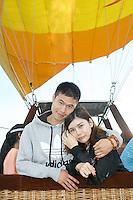 20170218 18 February Hot Air Balloon Cairns