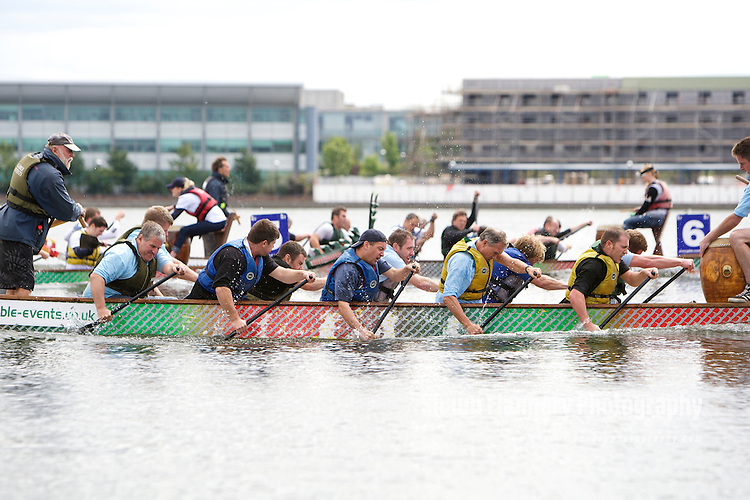 Pix: Shaun Flannery/shaunflanneryphotography.com...COPYRIGHT PICTURE>>SHAUN FLANNERY>01302-570814>>07778315553>>..23rd July 2011...............Doncaster Tourism and Doncaster St George's Rotay Club Dragon Boat Challenge, Lakeside, Doncaster.