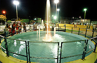 Chafariz da Praça Poliesportiva de Bragança-Pará-Brasil<br />©Foto: Paulo Santos/ Interfoto<br />Original<br />Negativo Cor 135 Fc19 Nº 8413 T2 F17a
