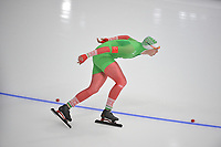 OLYMPIC GAMES: PYEONGCHANG: 10-02-2018, Gangneung Oval, Long Track, 3000m Ladies, Maryna Zuyeva (BLR), ©photo Martin de Jong