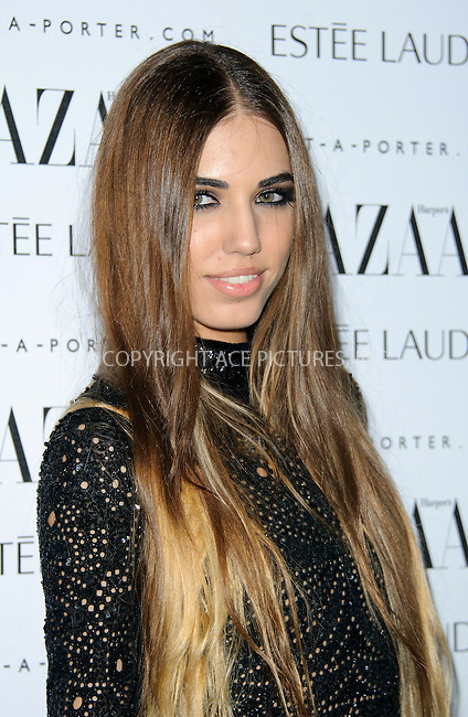 WWW.ACEPIXS.COM . . . . .  ..... . . . . US SALES ONLY . . . . .....November 7 2011, London....Amber Le Bon at Harper's Bazaar Women of the Year Awards held at Claridges on November 7 2011 in London.. ..Please byline: FAMOUS-ACE PICTURES... . . . .  ....Ace Pictures, Inc:  ..Tel: (212) 243-8787..e-mail: info@acepixs.com..web: http://www.acepixs.com