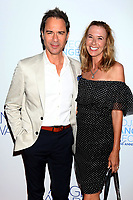 LOS ANGELES - SEP 13:  Eric McCormack, Janet McCormack at the Project Angel Food Awards Gala at the Garland Hotel on September 13, 2019 in Los Angeles, CA