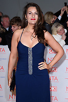 Sophie Faldo<br /> arriving for the National Television Awards 2018 at the O2 Arena, Greenwich, London<br /> <br /> <br /> ©Ash Knotek  D3371  23/01/2018