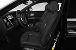 Front seat view of a 2016 Rollsroyce ghostsd1ra Base 4 Door Sedan front seat car photos