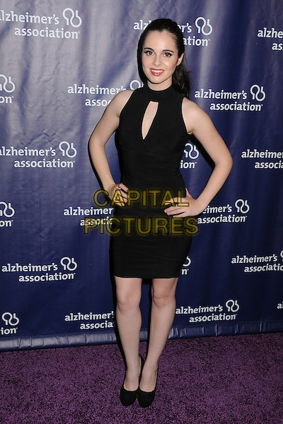 18 March 2015 - Beverly Hills, California - Vanessa Marano. 23rd Annual &quot;A Night at Sardi's&quot; Benefit for the Alzheimer's Association held at The Beverly Hilton Hotel. <br /> CAP/ADM/BP<br /> &copy;BP/ADM/Capital Pictures