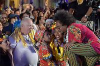 RECIFE, PE, 06.02.2016 - CARNAVAL-PE - Chico César durante a abertura do carnaval do Recife (PE), no Marco Zero da Cidade, durante a madrugada deste sábado (06). (Foto: Diego Herculano / Brazil Photo Press)