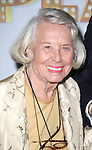 Liz Smith attends the Broadway Opening Night Performance of 'It's Only A Play'  at the Gerald Schoenfeld Theatre on October 9, 2014 in New York City.