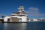 PALLADIUM motor yacht in Marina Real Juan Carlos I, Valencia