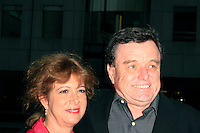 Beverly Hills, California - September 7, 2006.Jerry Mathers and guest arrive at the Los Angeles Premiere of  Hollywoodland held at the Samuel Goldwyn Theater..Photo by Nina Prommer/Milestone Photo