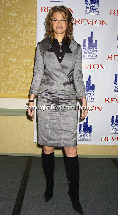 Sandra Bernhardt ..at The New York Women in Film and Television 2004 Muse Awards Luncheon on Dec 16, 2004 at the New York Hilton Hotel. Lucci, Sweeney, Grant and Zea were honored. ..Photo by Robin Platzer, Twin Images