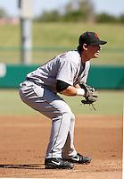 Chris Johnson / Scottsdale Scorpions 2008 Arizona Fall League..Photo by:  Bill Mitchell/Four Seam Images