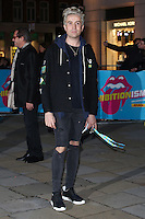 Nick Grimshaw at the opening night gala of The Rolling Stones' &quot;Exhibitionism&quot; at the Saatchi Gallery. <br /> April 4, 2016  London, UK<br /> Picture: James Smith / Featureflash
