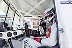 Czech driver Frantisek Vojtisek belonging Czech team Czech Truck Racing Team during the fist race R1 of the XXX Spain GP Camion of the FIA European Truck Racing Championship 2016 in Madrid. October 01, 2016. (ALTERPHOTOS/Rodrigo Jimenez)