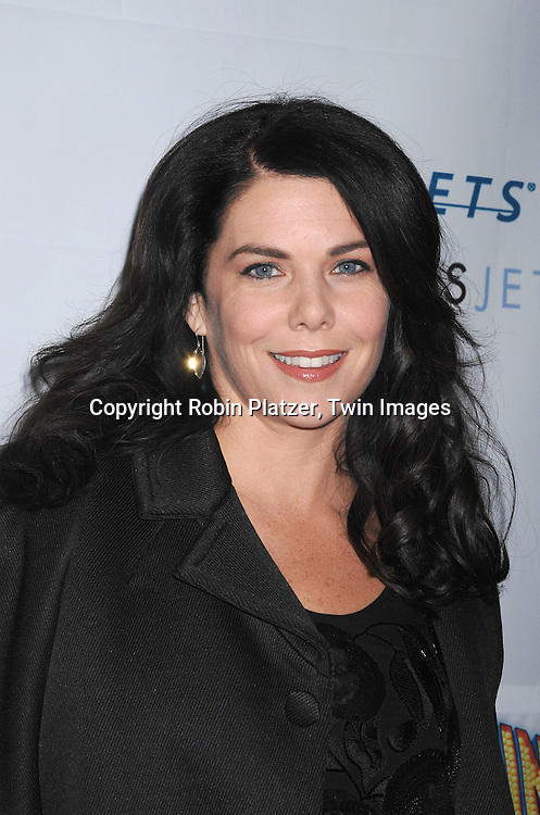 """Lauren Graham..arriving at The Broadway Opening Night of The New Mel Brooks Musical """"Young Frankenstein"""" on November 8, 2007 at The Hilton Theatre in New York. ..Robin Platzer, Twin Images....212-935-0770"""
