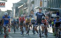 stage winner: Danny Van Poppel (NLD)<br /> <br /> 3 Days of West-Flanders<br /> stage 1: Brugge - Harelbeke 183km