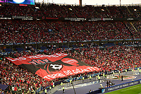 supporters des Herbiers<br /> Parigi 08-05-2018 Stade de France <br /> Calcio Finale Coppa di Francia <br /> Les Herbiers - Paris Saint Germain <br /> Foto Panoramic/insidefoto