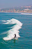 Surfers, Pacific Beach, San Diego, California (SD)