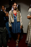ALEXIS MABILLE<br /> backstage at Spring/Summer 2018 Ready-to-Wear Fashion Show at Paris Fashion Week in Paris, France in September 2017.<br /> CAP/GOL<br /> &copy;GOL/Capital Pictures