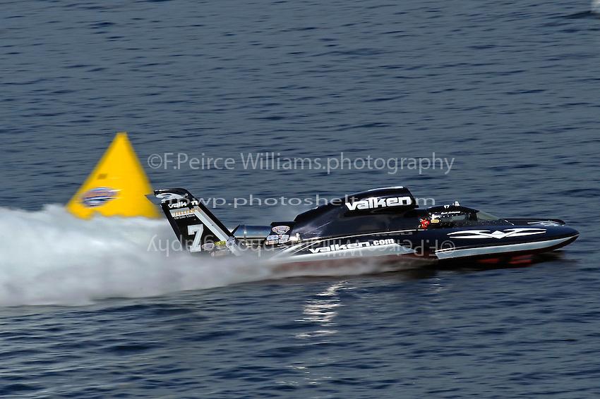 "Scott Liddycoat, U-7 ""Valken"""