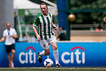 Wallsend Boys Club vs Kowloon Cricket Club Veterans during the Day 2 of the HKFC Citibank Soccer Sevens 2014 on May 24, 2014 at the Hong Kong Football Club in Hong Kong, China. Photo by Xaume Olleros / Power Sport Images