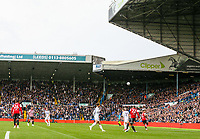 A general view of Elland Road, home of Leeds United FC<br /> <br /> Photographer Alex Dodd/CameraSport<br /> <br /> The EFL Sky Bet Championship - Leeds United v Brentford - Saturday 6th October 2018 - Elland Road - Leeds<br /> <br /> World Copyright &copy; 2018 CameraSport. All rights reserved. 43 Linden Ave. Countesthorpe. Leicester. England. LE8 5PG - Tel: +44 (0) 116 277 4147 - admin@camerasport.com - www.camerasport.com