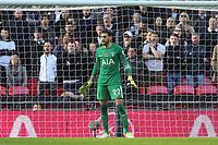 Paulo Gazzaniga of Tottenham Hotspur during Tottenham Hotspur vs Crystal Palace, Premier League Football at Wembley Stadium on 5th November 2017