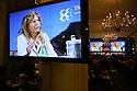 Emma Marcegaglia, President of Confindustria (emploiers association), speaks at Ambrosetti Workshop in Cernobbio, September 4, 2011. © Carlo Cerchioli