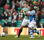 Kris Commons and Nigel Hasselbaink