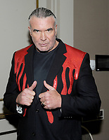 "NEW YORK, NY - NOVEMBER 4: Scott Hall aka Razor Ramon  from the ""Powers of Pain"" attends the Big Event NY at LaGuardia Plaza Hotel on November 4, 2017 in Queens, New York.  Credit: George Napolitano/MediaPunch /NortePhoto.com"