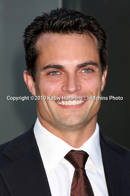 """LOS ANGELES - AUG 16:  Scott Elrod arrives at """"The Switch"""" Premiere at ArcLight Theaters on August 16, 2010 in Los Angeles, CA"""
