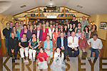 ..on Tuesday evening in Stokers Lodge, Tralee Margaret O'Donnell, Monavellly, Tralee celebrated her 90th Birthday with family and friends. (Mgt is seated 4th from left)....