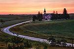 Church in the Farmland