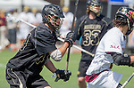 Orange, CA 05/17/14 - Zach Doss (Colorado #41) in action during the 2014 MCLA Division I Men's Lacrosse Championship game between Arizona State and Colorado at Chapman University in Orange, California.  Colorado defeated Arizona State 13-12.