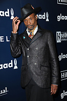 www.acepixs.com<br /> May 6, 2017  New York City<br /> <br /> Billy Porter attending arrivals at GLAAD Media Awards on May 6, 2017 in New York City.<br /> <br /> Credit: Kristin Callahan/ACE Pictures<br /> <br /> <br /> Tel: 646 769 0430<br /> Email: info@acepixs.com