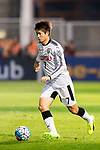 Shintaro Kurayama of Kawasaki Frontale (JPN) in action during the AFC Champions League 2017 Group G match between Eastern SC (HKG) and Kawasaki Frontale (JPN) at the Mongkok Stadium on 01 March 2017 in Hong Kong, China. Photo by Chris Wong / Power Sport Images