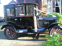 BNPS.co.uk (01202 558833)<br /> Pic: PhilYeomans/BNPS<br /> <br /> Yours for &pound;12,995 - 1920 Model T centre door.<br /> <br /> Garage that time forgot...<br /> <br /> Business is booming at Neil Tuckets time warp garage in the heart of Buckinghamshire - Where you can by any car&hellip;as long as its a Model T Ford.<br /> <br /> Despite his newest models being nearly 90 years old, Neil struggles to keep up with demand with customers snapping up one a week, despite their rudimentary levels of comfort and trim.<br /> <br /> Neil sources his spares from all over the globe and carefully puts the machines back together again.<br /> <br /> 'There like a giant meccano set really, and so beautifully simple and reliable they just won't let you down...You also don't require road tax or and MOT!'