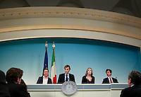 20140228 ROMA-POLITICA: CONSIGLIO DEI MINISTRI