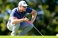 Jens Dantorp (SWE) during the first round of the Afrasia Bank Mauritius Open played at Heritage Golf Club, Domaine Bel Ombre, Mauritius. 30/11/2017.<br /> Picture: Golffile | Phil Inglis<br /> <br /> <br /> All photo usage must carry mandatory copyright credit (&copy; Golffile | Phil Inglis)