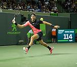 Juan Martin del Potro (ARG) defeats Milos Raonic (CAN) by 5-7, 7-6 (1), 7-6 (3)