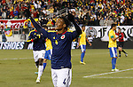 USA-Soccer Match between Brazil and Colombia in New Jersey