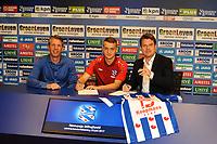 VOETBAL: HEERENVEEN: 28-07- 2017, Abe Lenstra Stadion, SC Heerenveen, presentatie nieuwe spelers, Nemanja Mihajlovic, ©foto Martin de Jong