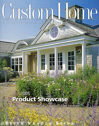 Custom Home.May/June 2005