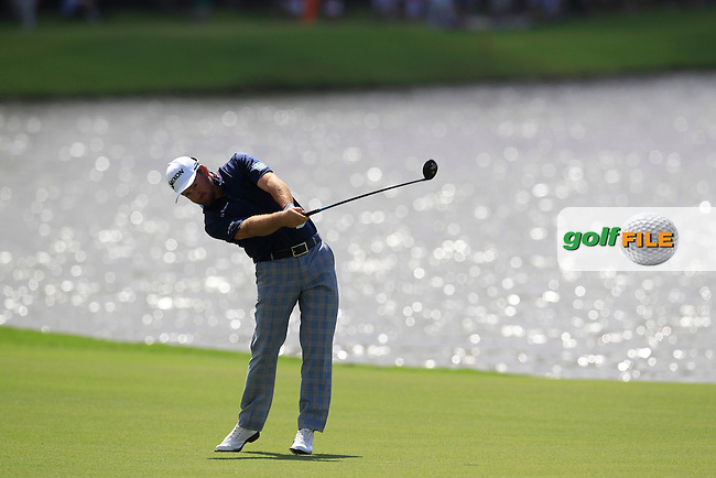 Graeme McDowell (NIR) during the 1st round at the WGC Cadillac Championship, Blue Monster, Trump National Doral, Doral, Florida, USA<br /> Picture: Fran Caffrey / Golffile