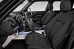 Front seat view of 2020 MINI Clubman 5 Door Wagon Front Seat  car photos