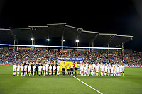 USWNT vs New Zealand, September 15, 2017