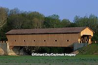 63804-00615 Cumberland County Covered Bridge   IL