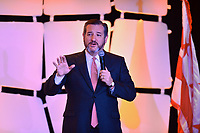 Washington, DC - March 6, 2019: U.S. Senator Ted Cruz speaks at Legislative Summit co-hosted by The Latino Coalition and Job Creators Network at the Park Hyatt Hotel in Washington, D.C. March 6, 2019.  (Photo by Don Baxter/Media Images International)