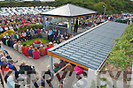 MASS ATTENDANCE: A massive turnout for the Pattern day Mass at our Lady's Well in Ballyheigue on Monday.   Copyright Kerry's Eye 2008
